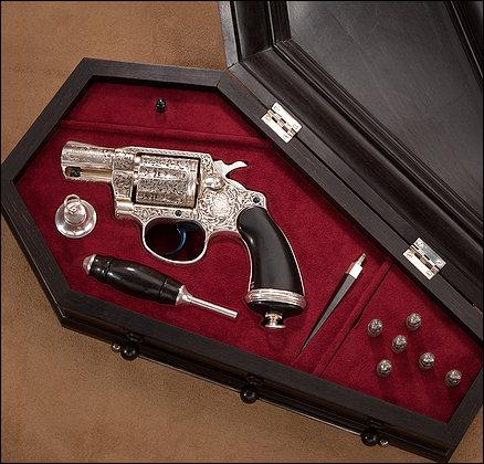 Colt Vampire Hunter Revolver Set