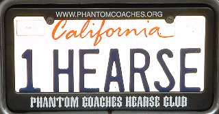 Phantom Coaches Hearse Club®