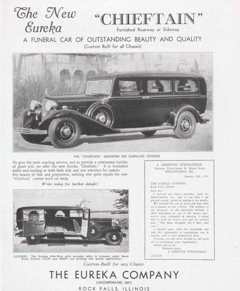 Phantom Coaches Hearse Club Auto Wiring Diagram Library 1952 Packard Ad